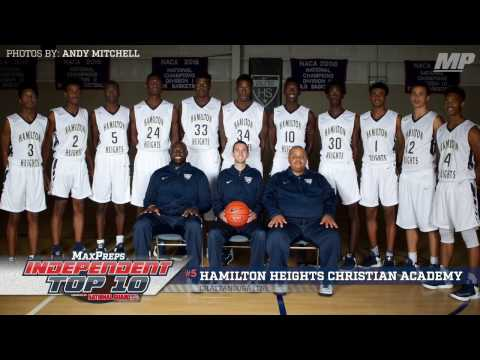 MaxPreps Independent Top 10 - #5 Hamilton Heights Christian Academy (TN)