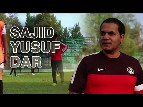Kahwa In Kashmir: Indian Women Football Team's Coach Sajid Yousuf Dar