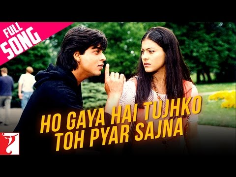 Dilwale Dulhania Le Jayenge movie song lyrics