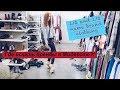 VLOG 13: Магазин брендовых вещей Half and Half Name Brand Store