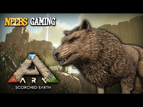 Ark: Survival Evolved - The Wolf Pack Returns!