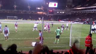 West Ham 2-2 Tottenham *Goal by Gylfi Sigurdsson* (25/2/13) (final score 2-3)