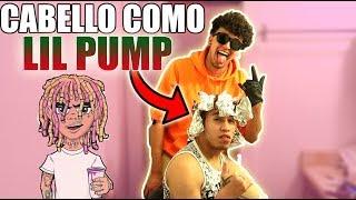 SE PINTA EL CABELLO COMO LIL PUMP *pitipump* (HotSpanish Vlogs)
