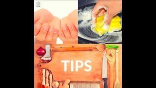 Tips de cocina - La limpieza mientras preparas tus alimentos