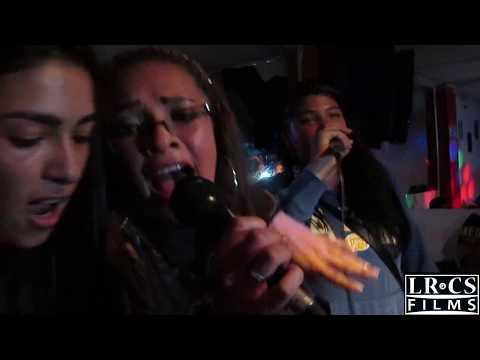 Daniela Forero-Anafora-Dama Verde \\ Esencia Del Subterráneo \\ Segunda Versión