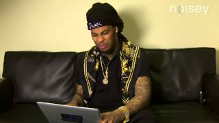 Waka Flocka's daily trials and tribulations in the youtube comments section