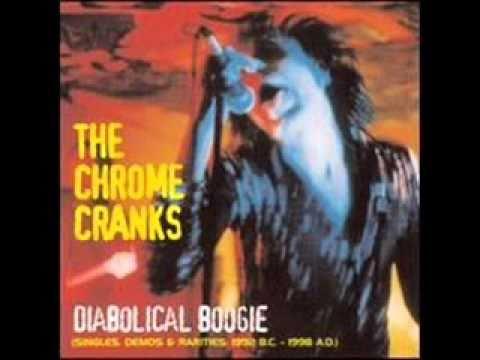 The Chrome Cranks - dead man's suit