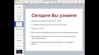 Закрытая Онлайн Встреча с Фофановым Никитой