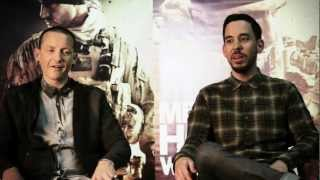 Medal of Honor Warfighter Linkin Park Behind the Scenes Trailer 2