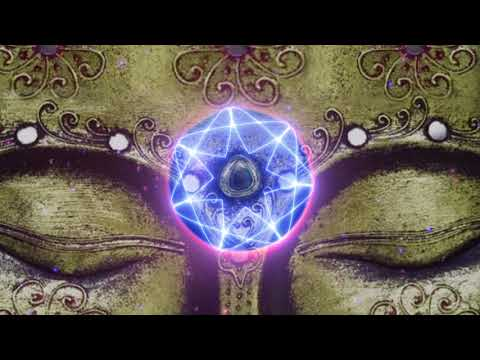 Powerful Third Eye Chakra Meditation - OM Chanting | Sleep Chakra Meditation Balancing & Healing