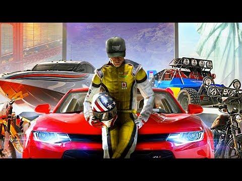 THE CREW 2 - Pelicula completa en Español 2018 - PC [1080p 60fps]
