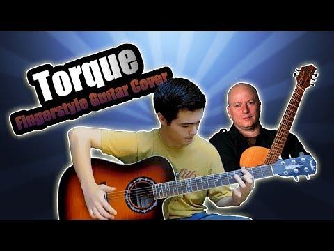 spencer elliott - torque | fingerstyle guitar cover
