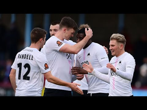 Weymouth Torquay Goals And Highlights