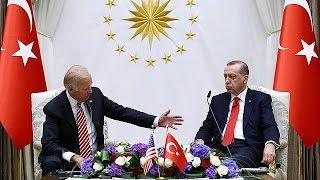Joe Biden Türkiyeye desteğimiz hiçbir şekilde sarsılmaz