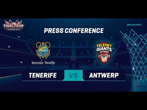 Iberostar Tenerife v Telenet Giants Antwerp - PC - Basketball Champions League 2018