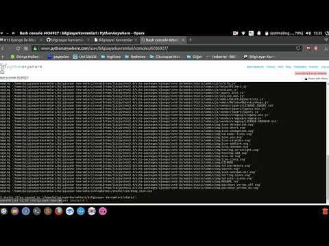 Python-Django 13: Blog oluşturmak 5