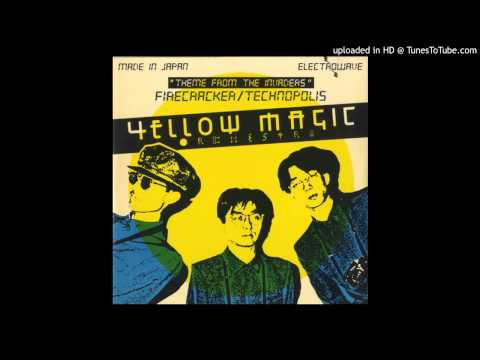 Yellow Magic Orchestra - Firecracker (1978)