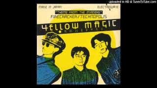 Yellow Magic Orchestra - Firecracker (1978)
