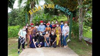 Llevamos agua potable a la Comunidad de Ella Pura Emberá - Villagepump