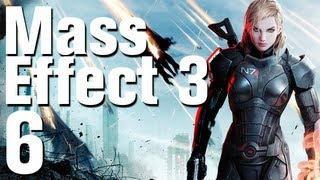 Mass Effect 3 Walkthrough Part 6 - Mars