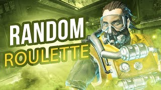 Random Roulette Apex Legends - Solo Queue With Randoms thumbnail