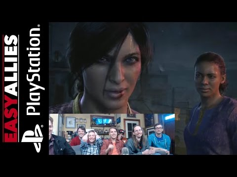 PSX 2016 Showcase - Easy Allies Reactions and Analysis