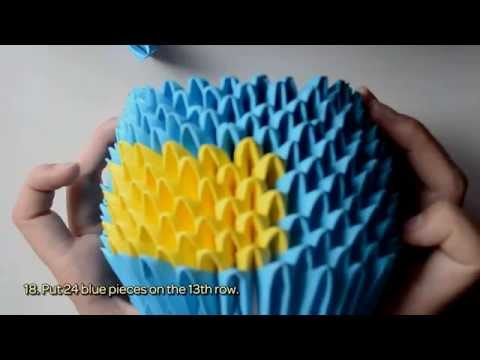 How to make a 3d origami minion diy crafts tutorial guidecentral how to make a 3d origami minion diy crafts tutorial guidecentral youtube solutioingenieria Gallery