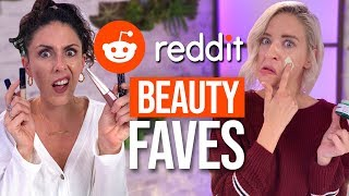 Best Beauty Products from Reddit! (Beauty Break)