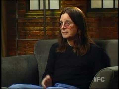 Hooker, DB and Becka - Cool Interview With Ozzy done by Henry Rollins