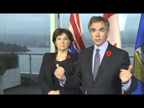 BC, Alberta focus on economy, culture at Premiers' meeting