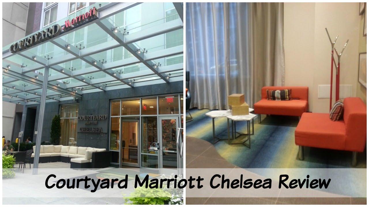 courtyard marriott new york manhattan chelsea hotel review. Black Bedroom Furniture Sets. Home Design Ideas