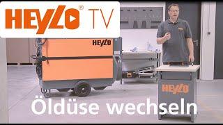 HEYLO TV: Wie wechsele ich eine Öldüse (am Ölbrenner) bei einem Ölheizer? #heylotv #Öldüse #Ölheizer