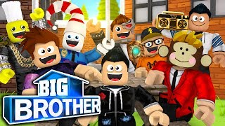 I AM THE HEAD OF HOUSEHOLD! (The Crew & Friends ROBLOX Big Brother)