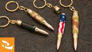 Artisan Bullet Key Ring Kit