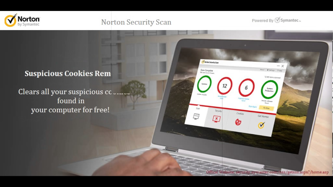 Norton Security Scan - Free Virus Scan By Norton Antivirus