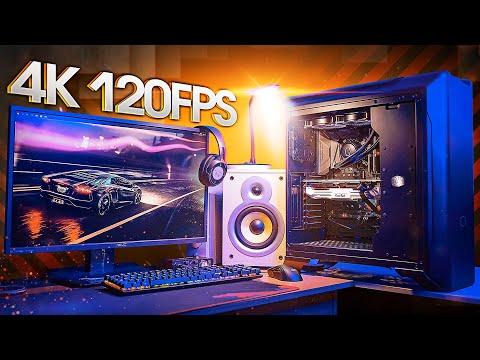 МОЙ ЯДЕРНЫЙ ☢ ПК 2020 🔞 / Мощный игровой компьютер с RTX 2080S и I9 9900K