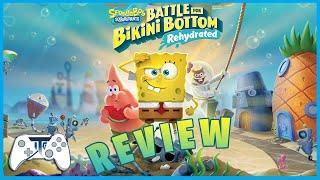 SpongeBob SquarePants: Battle for Bikini Bottom - Rehydrated Review (Video Game Video Review)
