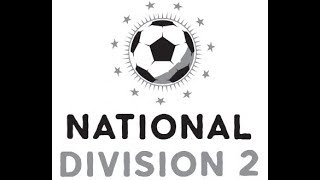 National Division 2 2017/2018: Day 8 Results