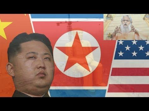 INDIA, CHINA, NORTH KOREA & USA 2018 PROPHECY by SADHU SUNDAR SELVARAJ