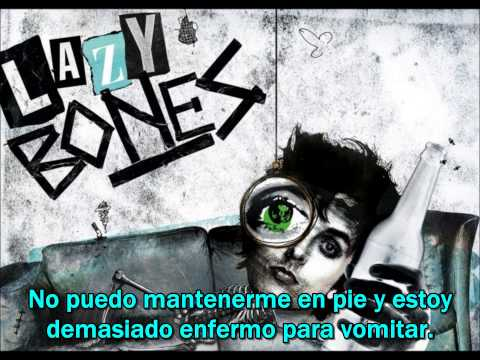 "Green Day ""Lazy Bones"" Subtítulos en Español/Lyrics."