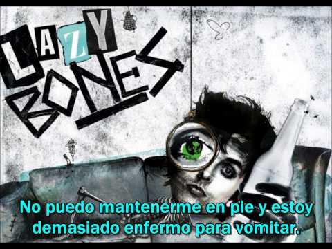 "Green Day ""Lazy Bones"" Subtítulos en Español/Lyrics."