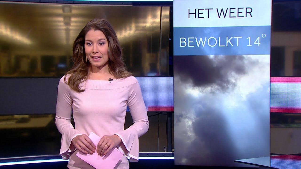 Amber Brantsen Nos Journaal Presentatrice 25 Oktober 2018 7 00 Uur