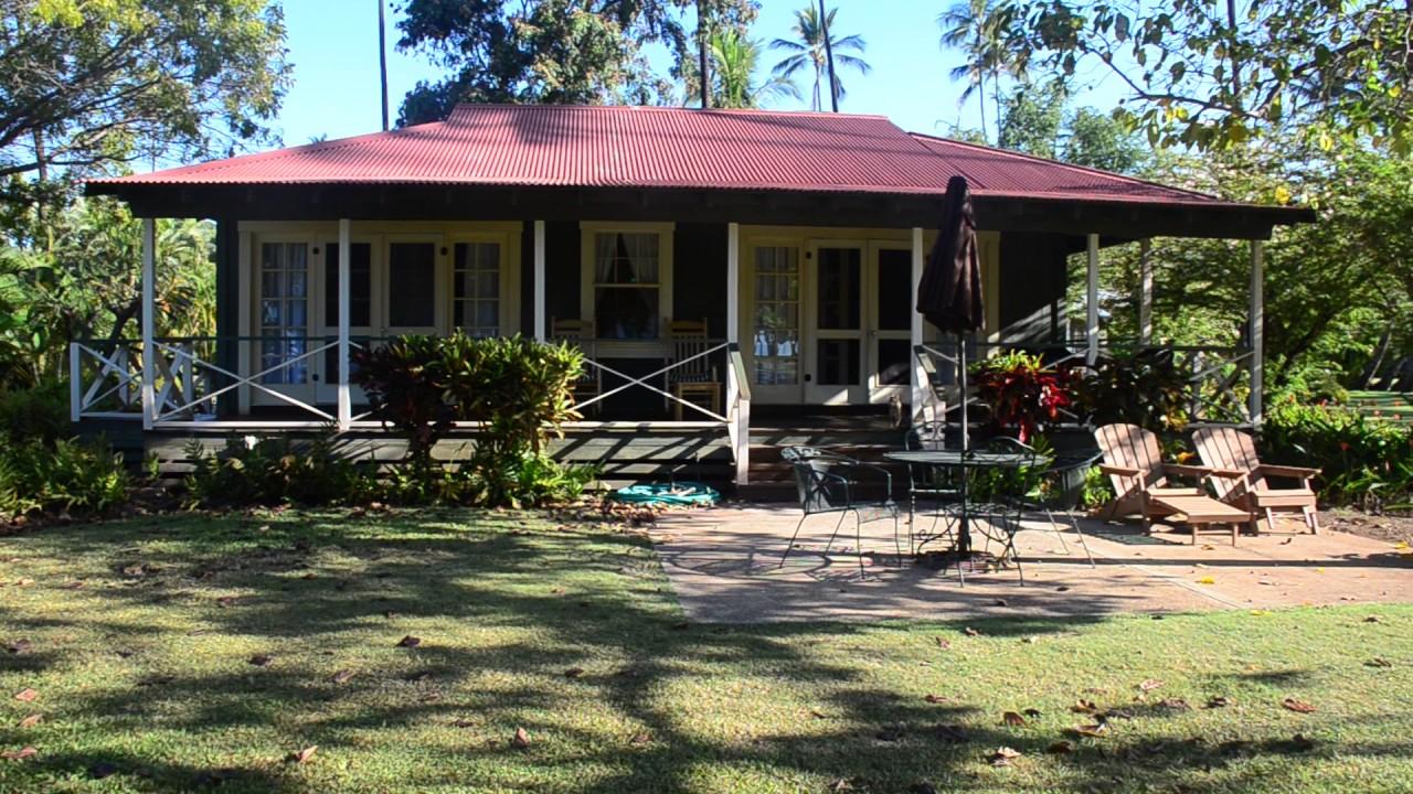 Waimea Plantation Cottages 87 Youtube