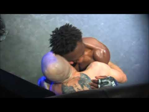 Aaron Lacey vs. Da'Mon Blackshear