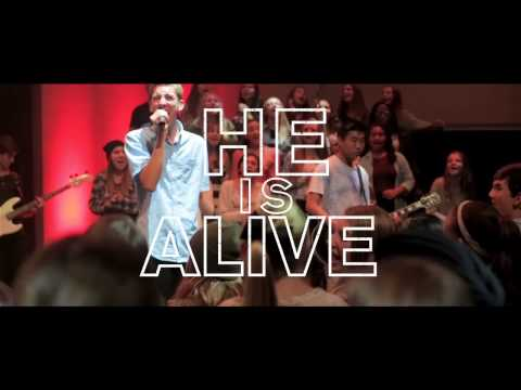 Saddleback Church // COS // He Is Alive music video