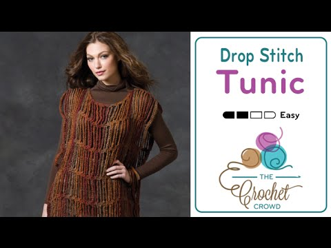 How To Crochet A Tunic: One Size Fits Most