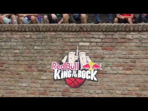 Последний мировой финал Red Bull King Of The Rock