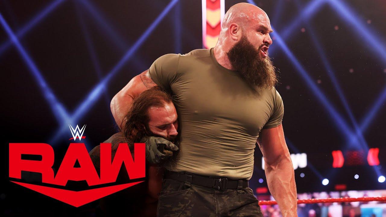 Braun Strowman Creates First-Time-Ever Record On WWE Raw 68