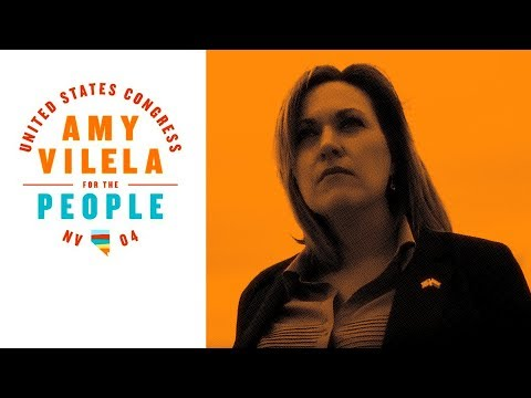 BREAKING: Amy Vilela Defeated by Biden-Backed Lobbyist Steven Horsford