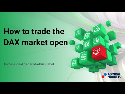 How to trade the DAX market open | Trading Spotlight